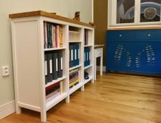 Knihovny / Archiv